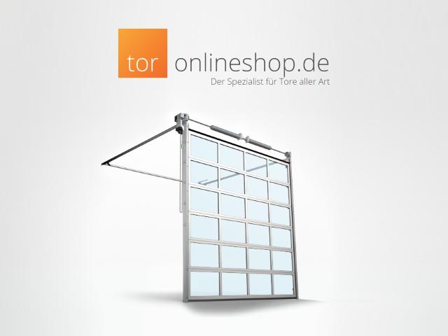 garagentor rolltor sektionaltor sectionaltor industrietor alu40 bis 3 75m breite ebay. Black Bedroom Furniture Sets. Home Design Ideas